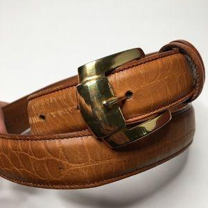 Joan & David Accessories - Joan & David Leather Belt